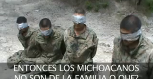"Interrogating Gulf Cartel Weaklings (""Interrogando A Panochones Del Golfo"")"