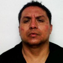 Alleged image of Z40 following his capture on July 14, 2013